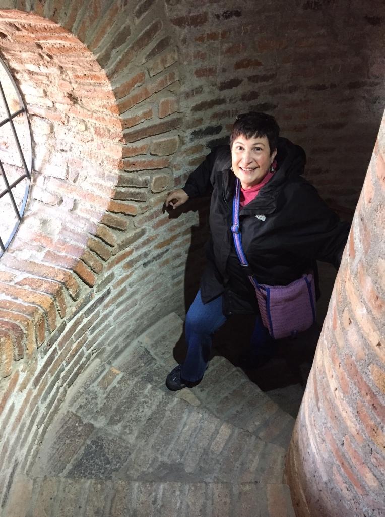Cuenca stairs