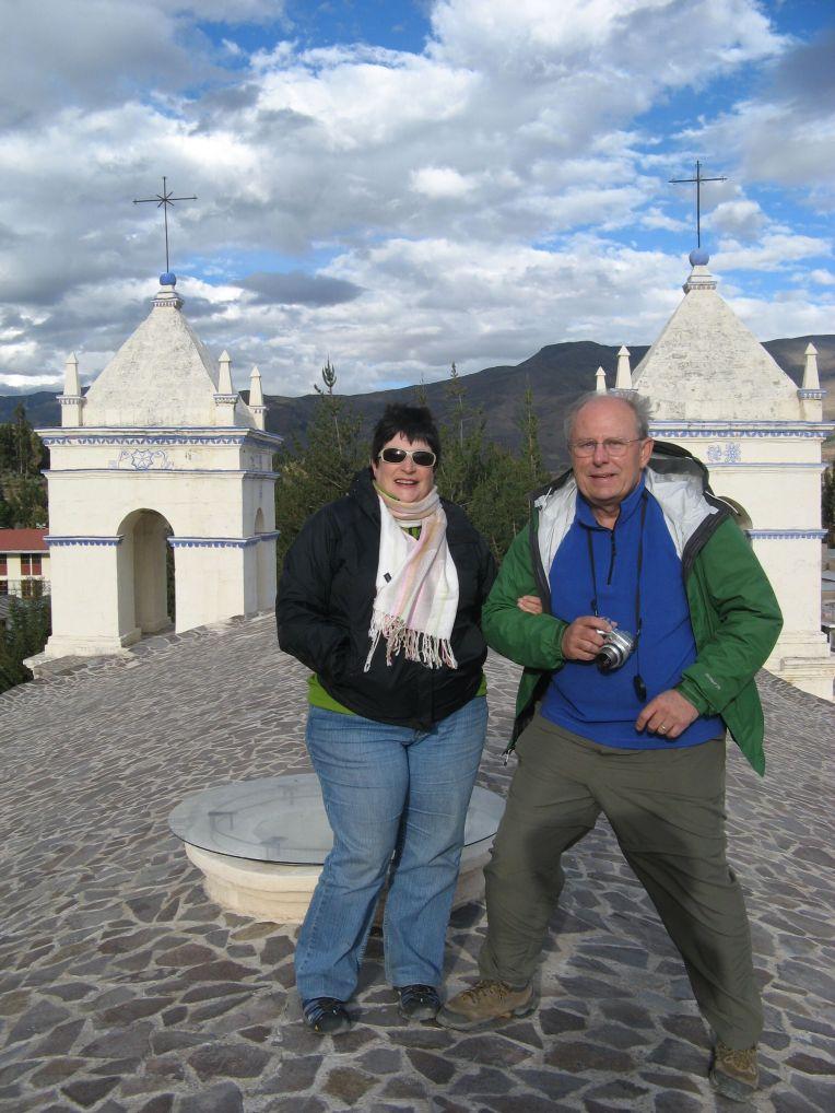Peru roof